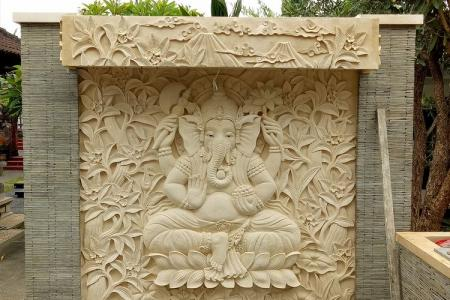 Bali Carved Wall Panels