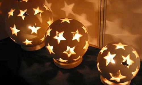 Bali Garden Lanterns