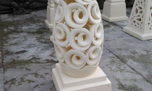 Bali Stone Lanterns