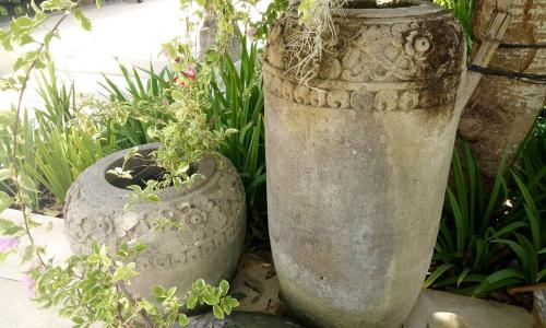 Stoneware Pot Planter