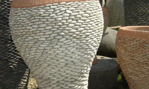 Stone Pot Garden