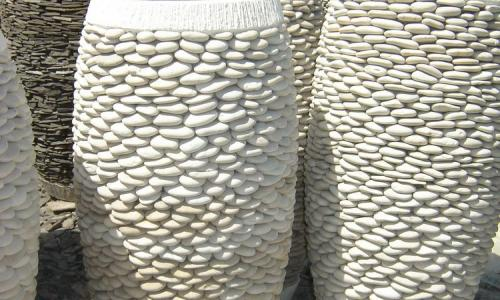 Natural Planter Stone Pot
