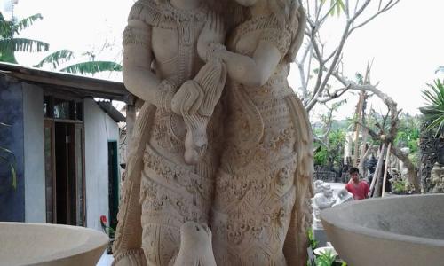 Balinese Stone Sculptures