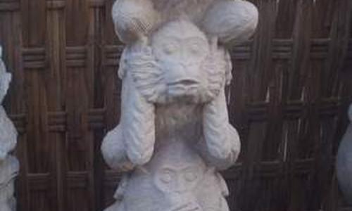 Bali Stone Carving Village