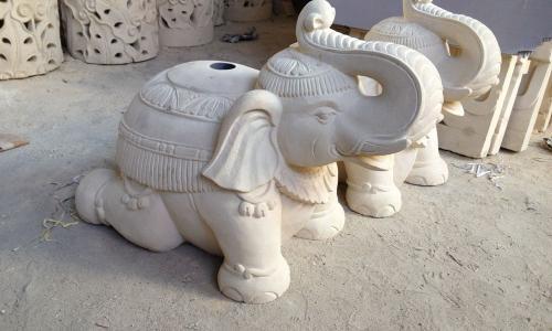 Balinese Stone Carvings Ubud