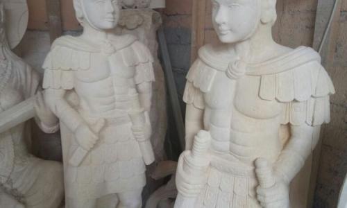 Balinese Stone Statues