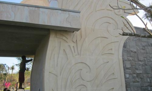 Deep Stacked Stone Wall Panel