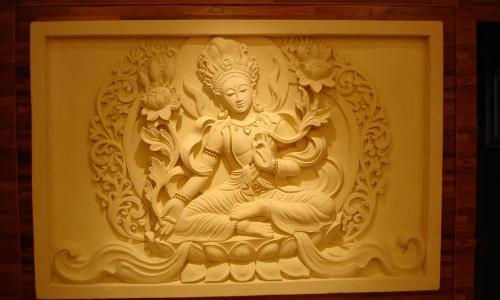 Bali Relief Stone