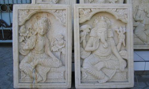 Bali Stone Panel