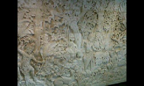 Bali Wall Panel