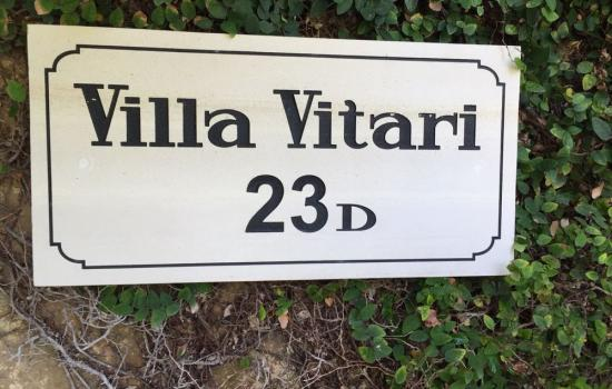 Hand Carved Stone Signs
