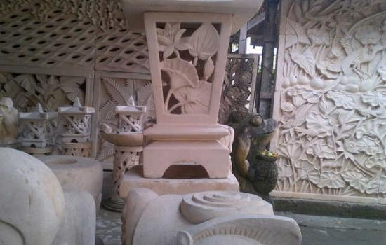 Balinese Garden Lantern