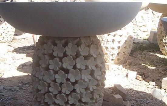 Balinese Stone Lanterns