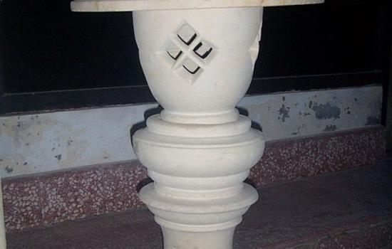 Outdoor Stone Lantern
