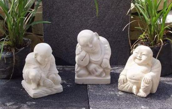 Bali Sculpture Stone Budha