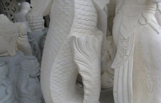 Buy Balinese Fish Sculpture