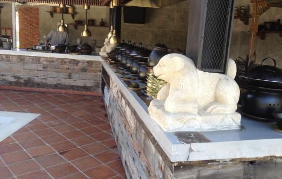 Stone Statue Bali
