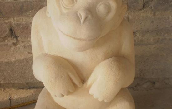 Bali Stone Carving Panel