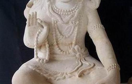 Bali Stone Siwa Statue