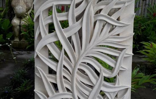 Bali Stone Wall Cladding Leaf