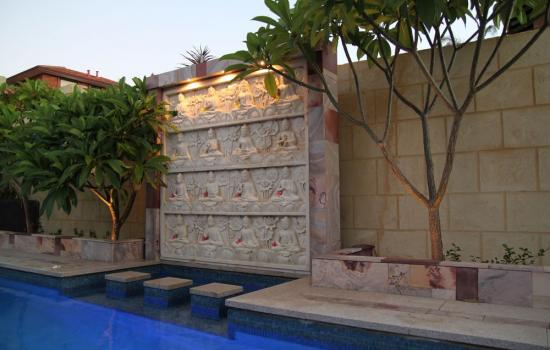 Stone Wall Panels Outdoor