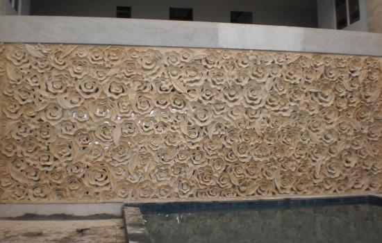 Stone Relief Carving