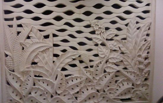 Bali Carved Wall Panels