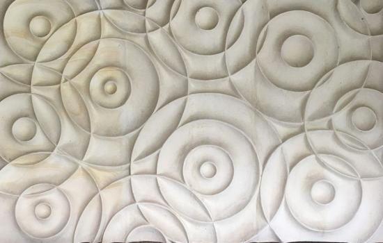 Stone Carving Wall Panel